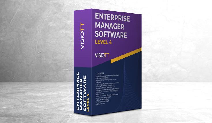 VISIOTT Enterprise Manager (Nível 4)