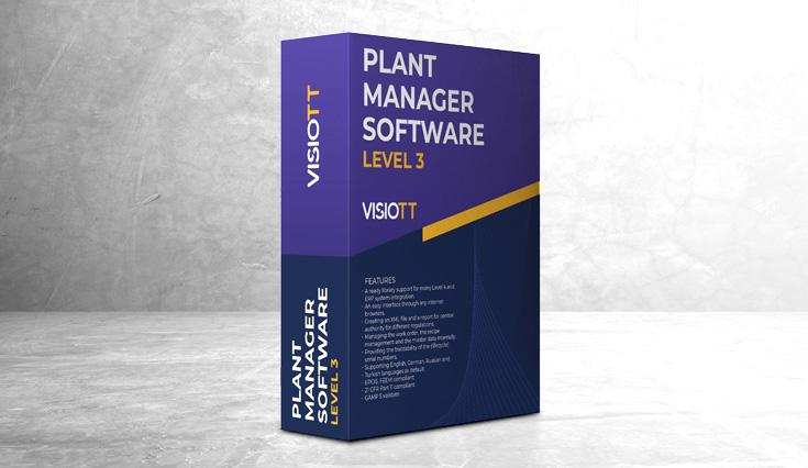 VISIOTT Plant Manager (Nível 3)